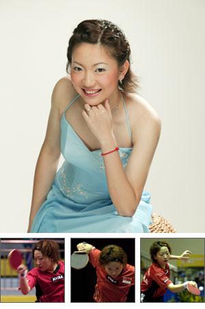 Li Jia Wei: player fav aku. Gambar kredit pada STTA